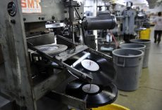 Do you know how does the vinyl records are made?